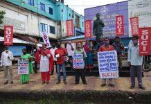 manisha case, hathras strike