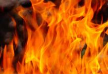 fire in brajarajnagar
