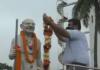 gandhi jayanti celebrated