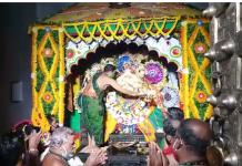 maa biraja lakha bindha festival