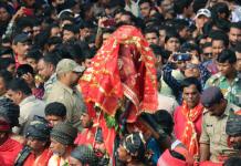 manikeswari temle chhatar jatra