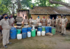 mayurbhanj excise raid