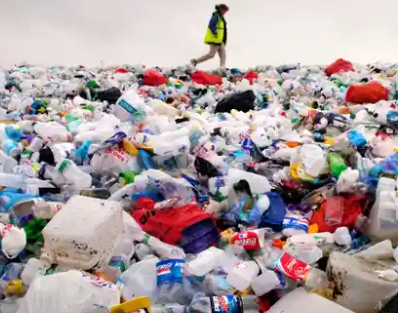 plastic collection