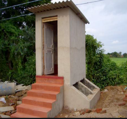 No Toilets In Open Defecation-Free Villages